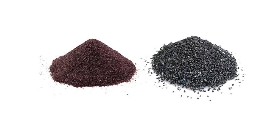 diferencias entre lijas de oxido de aluminio y carburo de silicio