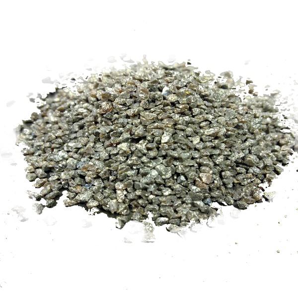 Corindón (Óxido de aluminio) marrón: