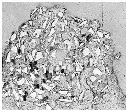 El grano abrasivo compacto: tecnología multicapa
