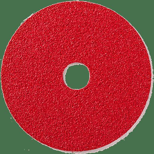 discos de fibra sin ranura